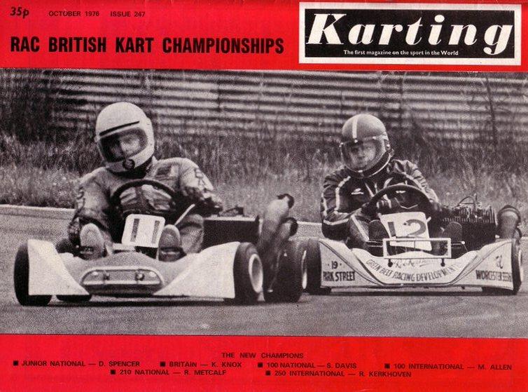 Clay Pigeon Karting >> Race Photos